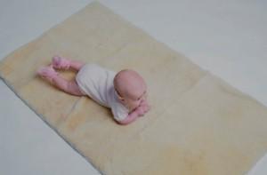 Овчина – экологически чистый материал для уюта и комфорта в детской комнате