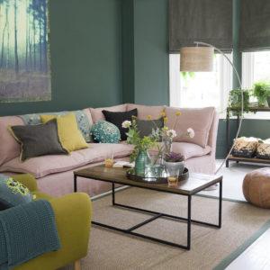 главные тренды интерьеров мебели и интерьера 2018